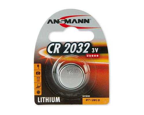 ANSMANN Pin Lithium CR2032 - 5020122