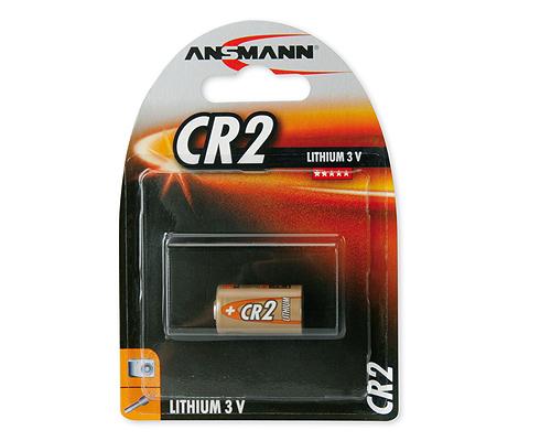 ANSMANN Pin Lithium CR2 - 5020022