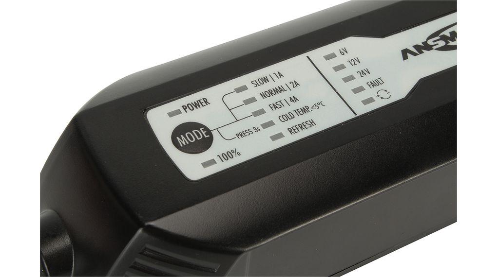 ANSMANN Bộ sạc Pin Acquy đa năng ALCT 6-24V - 4A