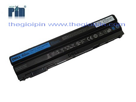 Pin Laptop Dell Latitude E5220, E5420, E5520, E6420 6-Cells Original