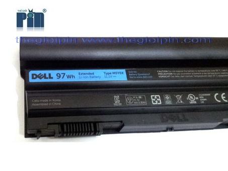 Pin Laptop Dell Latitude E6420, E6520 9-Cells Original