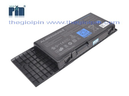 Pin Laptop Dell Dell Alienware M17x Battery Original - 9 cells