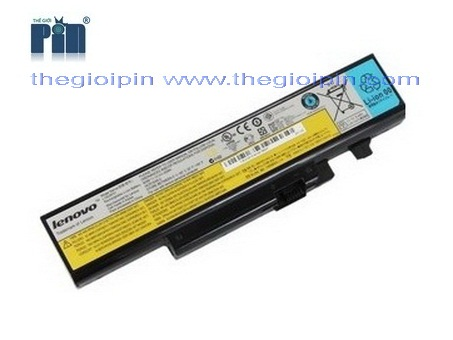 Pin Laptop IBM-Lenovo IdeaPad Y470, Y570 6Cells 57Y6625 Original Battery